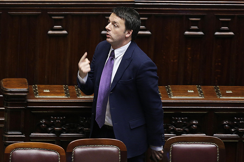 Matteo renzi alla camera andare al voto non ci avrebbe for Camera deputati telefono