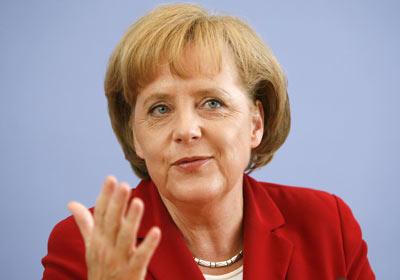 I succhia tasse: non Angela Merkel ma Mario Rossi