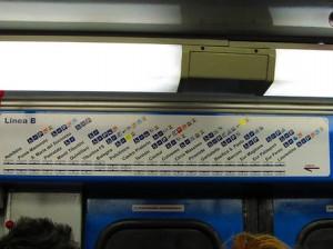 Metro B, muore passeggero: servizio sospeso tra Castro Pretorio e Garbatella