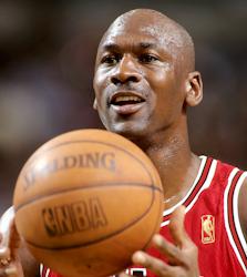 Guarda la versione ingrandita di Michael Jordan, a 51 anni padre di due gemelle - michael-jordan