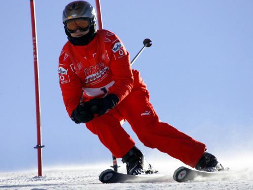 Michael Schumacher non andava veloce quando è caduto. Inchiesta chiusa