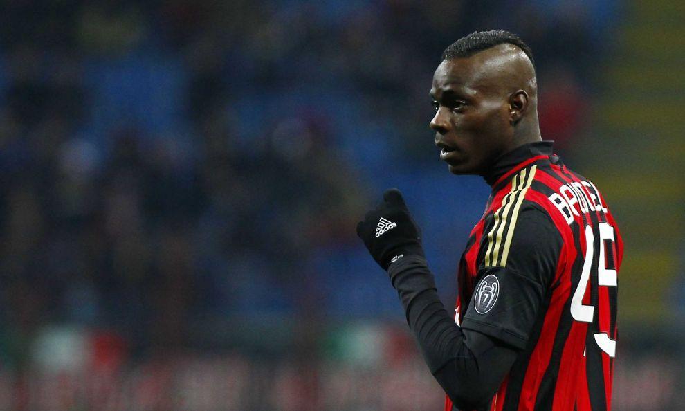 """Calciomercato Milan. """"Balotelli all'Arsenal a giugno"""", lo dice il Daily Express"""