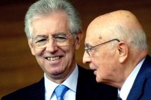 """""""Napolitano sondò Monti già nell'estate 2011"""": da Forza Italia """"ira e sgomento"""""""