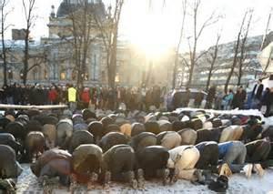 Musulmani a Oslo