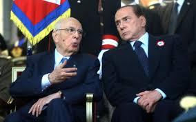 Si consultò con Berlusconi? Logico e naturale,