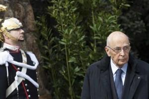 Giorgio Napolitano convoca Matteo Renzi per lunedì alle 10:30