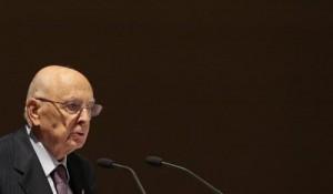 """Giorgio Napolitano: """"Governi Monti e Letta non sono stati miei capricci"""""""