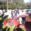 Niang in stato di fermo dopo incidente: dubbi su regolarità patente