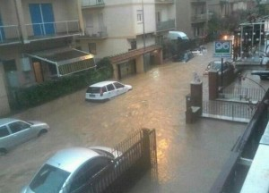 Nubifragio Roma. Marino mette 10 mln (metà agli alluvionati). Morgante non ci sta