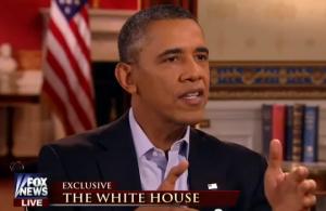 Obama sbotta durante intervista alla fox