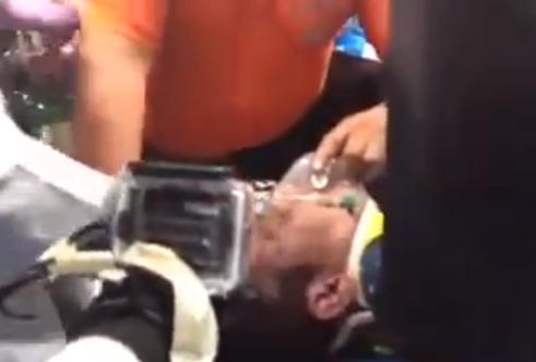 Oscar Gonzalez, pugile morto per emorragia al tronco cerebrale (video)