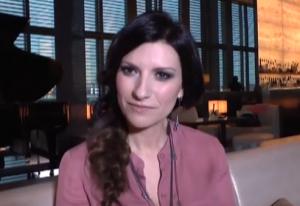 "Laura Pausini: ""Matteo Renzi? Mi piace che sia giovane"" (video)"