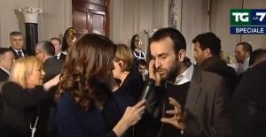 Due giornaliste Rai discutono in diretta: riprese da La7