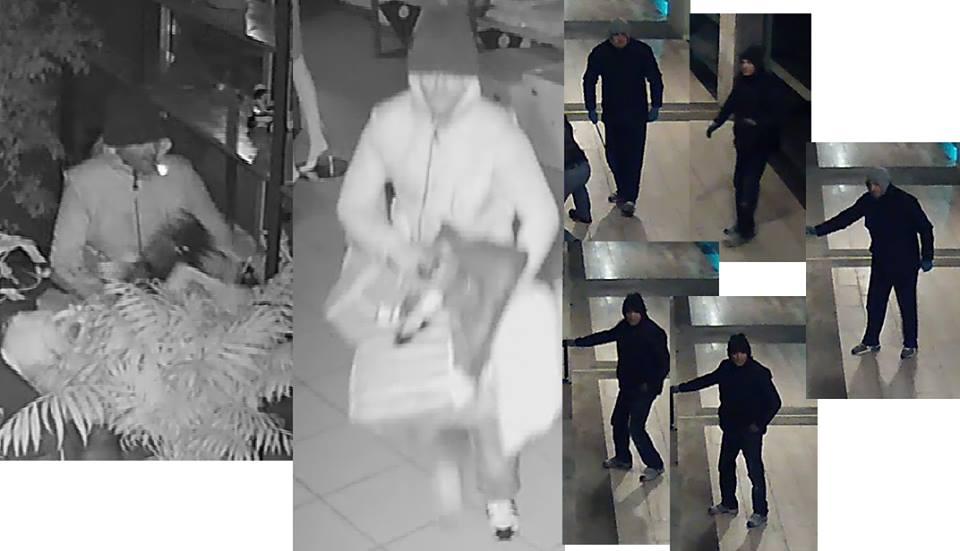 """Rubano. Rapina in negozio, foto ladri e taglia su Fb: """"1000€ per chi li trova"""""""