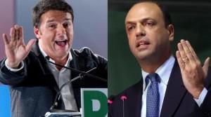 Renzi da Napolitano. I no di Prodi e Guerra, Alfano frena la sprint
