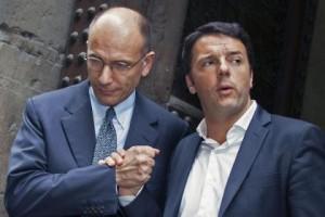 Sondaggio Ipsos, staffetta governo Renzi-Letta servirà? Solo il 31% dice sì