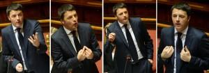 """Matteo Renzi in Senato, le reazioni: """"Discorso da bar"""", """"No, stimolante"""""""