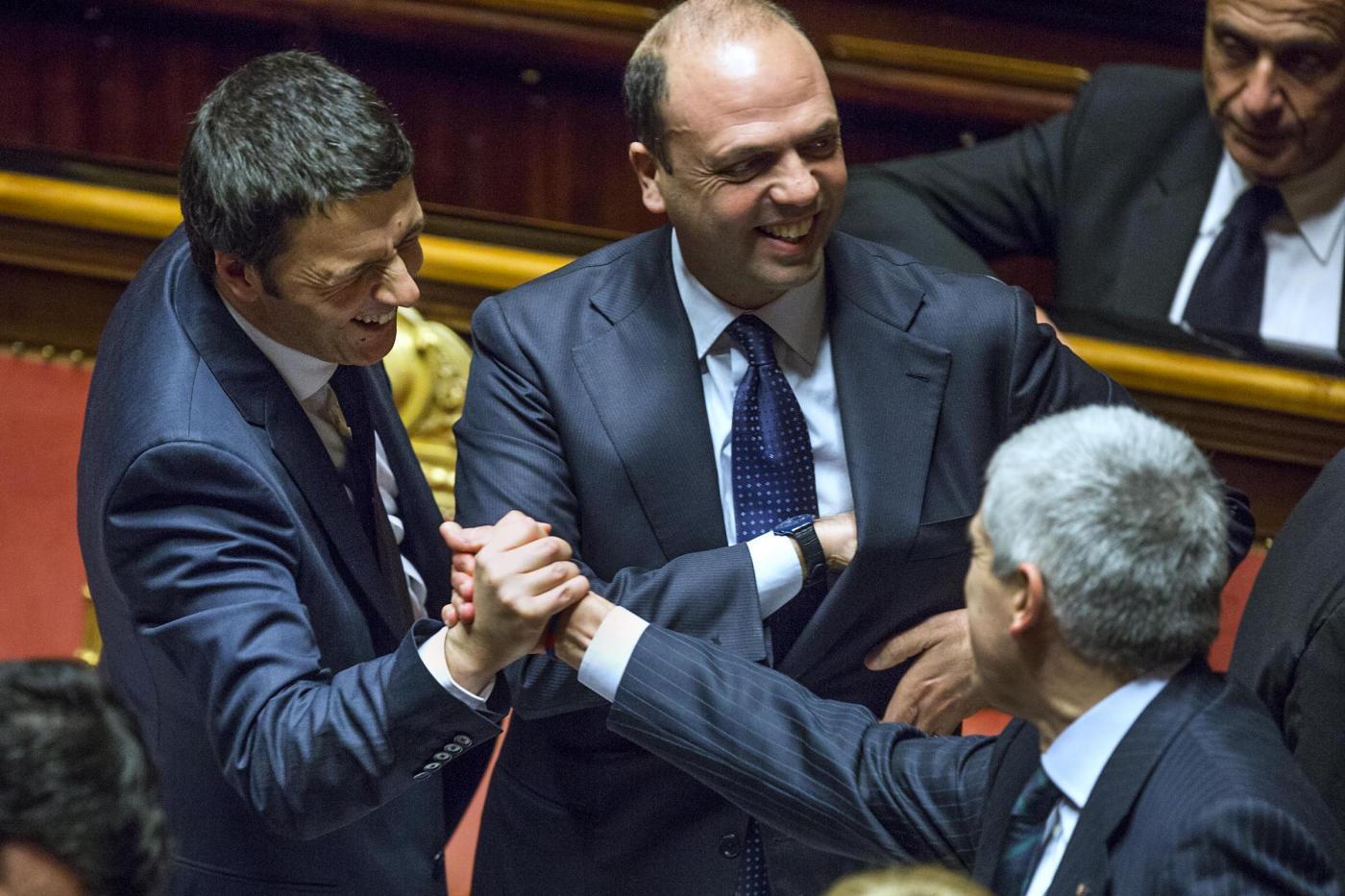 Se Renzi ce la fa, moriremo democristiani