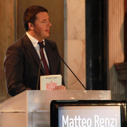 "Matteo Renzi: ""Letta, carte scoperte. Berlusconi-Casini non mi fanno paura"""
