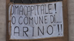 Roma. No bipartisan a Marino sul taglio indennità dei dipendenti comunali