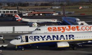 """Easyjet e Ryanair, multa da 1mln dell'Antitrust: """"Assicurazioni non trasparenti"""""""