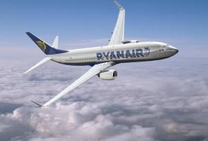Ryanair, cellurari e tablet accesi da decollo ad atterraggio