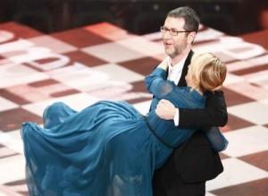 Festival di Sanremo: duetti fanno risalire gli ascolti, ma trend in netto calo