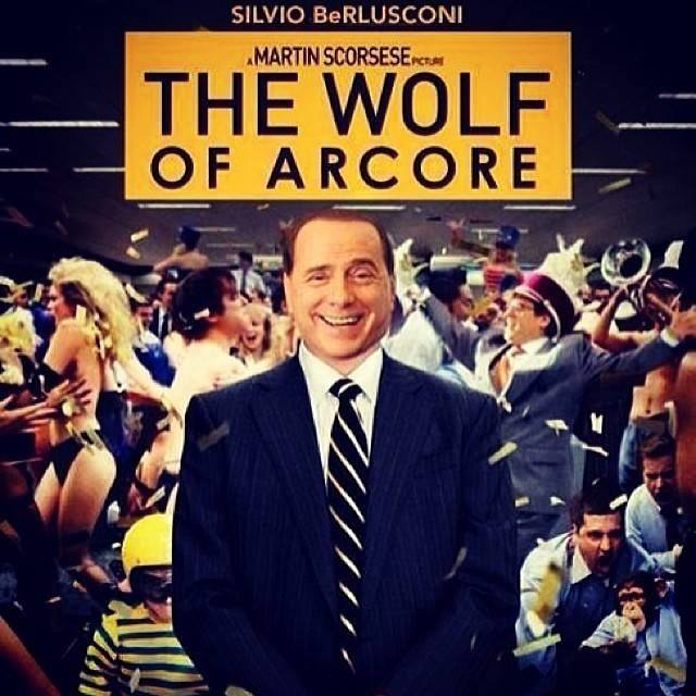 "Sasha Grey su Facebook: ""Silvio Berlusconi, the wolf of Arcore"""