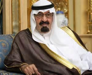 Il re saudita Abdullah