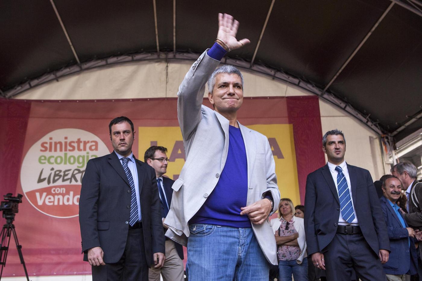 """Vendola: """"Renzi? Sel non lo sosterrà, se lo schema resta quello del governo Letta"""""""