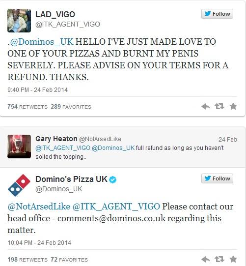 sesso pizza