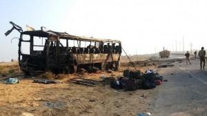 Egitto, esplosione su bus turistico nel Sinai: morti e feriti
