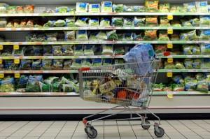 Inflazione cala, ma prezzi supermercati son sempre più alti