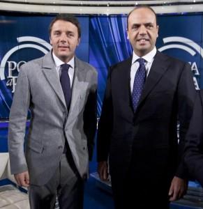 """Governo Renzi, Ncd: """"Angelino Alfano ministro dell'Economia"""""""