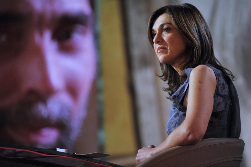 """Marcello Veneziani a Daria Bignardi: """"Anche a mia figlia dissero che ero fascista"""""""