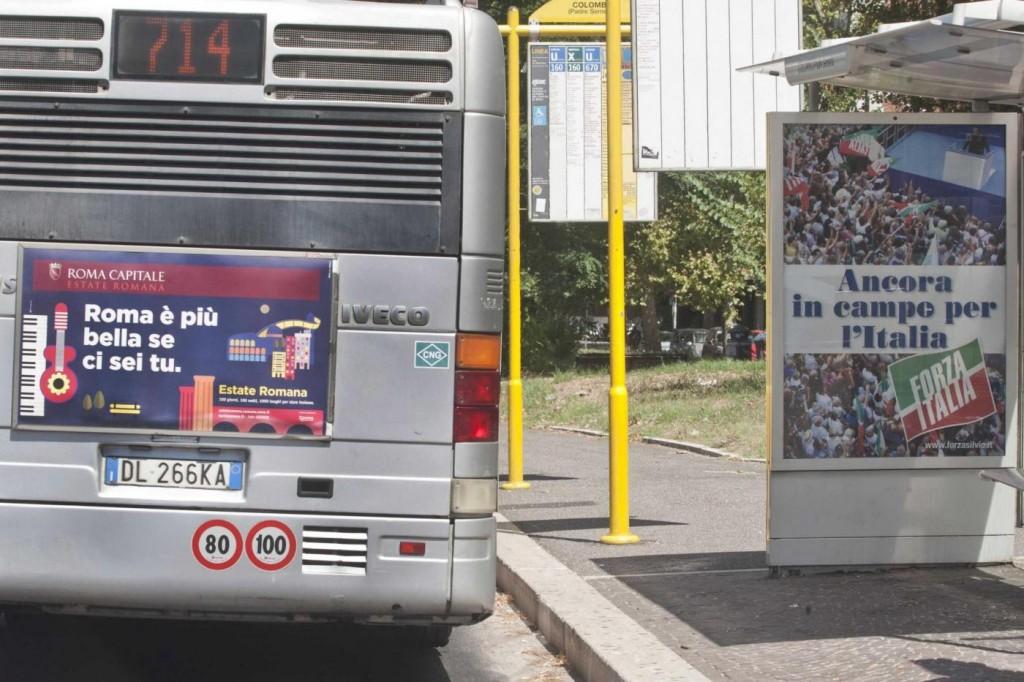 """""""Atac, le gomme dei bus annullano la sicurezza"""""""