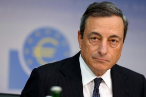 """Mario Draghi: """"Ripresa c'è, ma è graduale e disomogenea"""""""