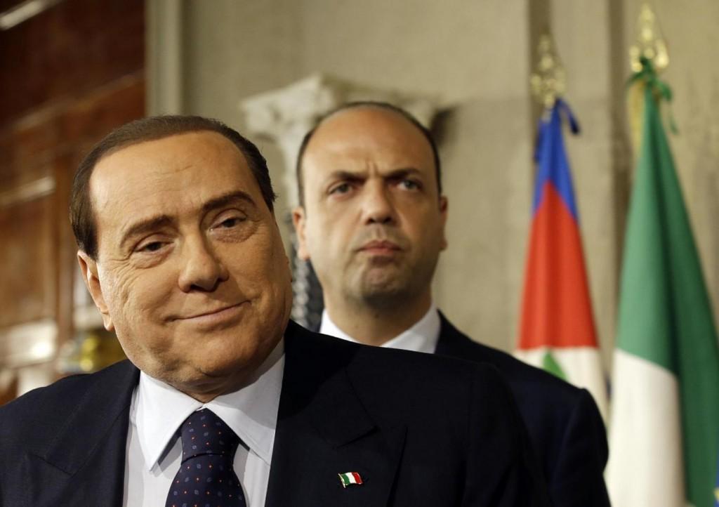 """Berlusconi dixit, Alfano pure: utili o inutili? Resta """"Idioti""""... per Fi e Ncd"""