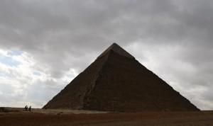 Egitto, scoperta una piramide costruita 4600 anni fa