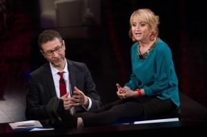 Sanremo, lo spot con Fabio Fazio e Luciana Littizzetto non piace ai disabili