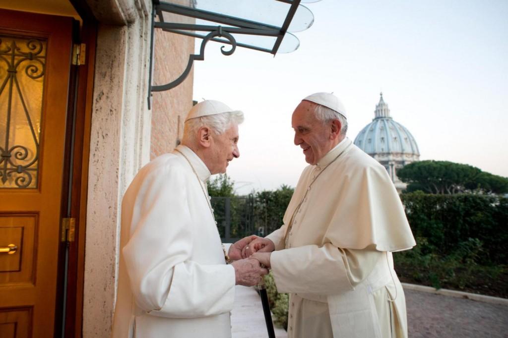 """""""Le dimissioni di Ratzinger forse non sono valide"""", Antonio Socci su Libero"""