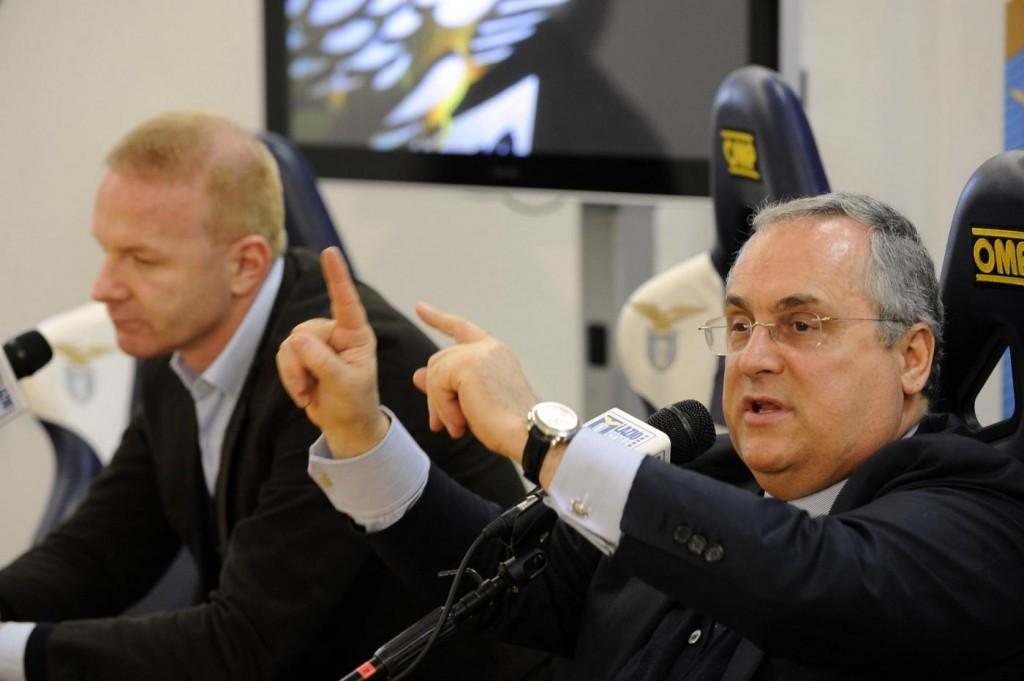 """Lazio. Parla Valerio, il tifoso che ha chiamato Lotito: """"Nessuna minaccia..."""""""
