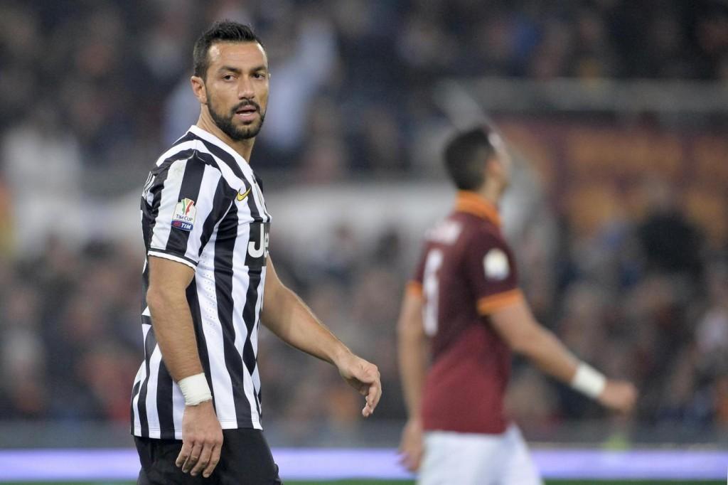 """Quagliarella fuori lista Europa League. Agente: """"Juve, ti ha dato un ginocchio"""""""