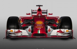 F14-T, il nuovo modello della Ferrari per il prossimo campionato di Formula 1