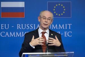 """Ue si fida di Matteo Renzi, Van Rompuy: """"Varerà le riforme necessarie"""""""