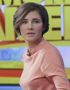 """Meredith, Amanda Knox al Guardian: """"Sentenza è come diagnosi di cancro"""""""