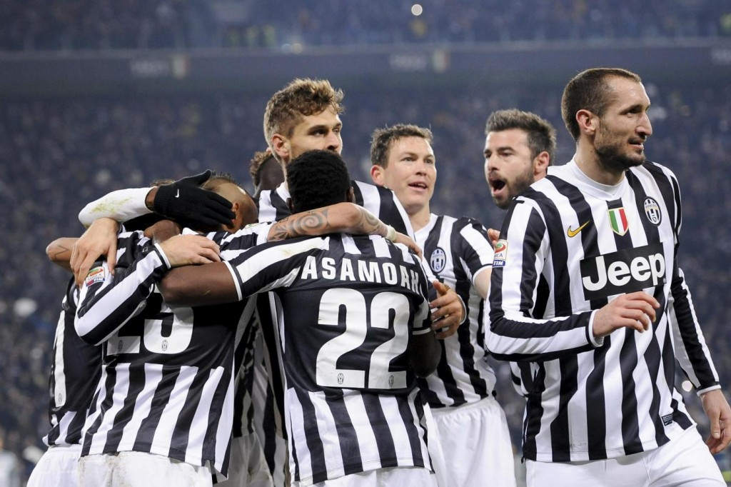 Juve-Inter, per esultare si cala i pantaloni: denunciato