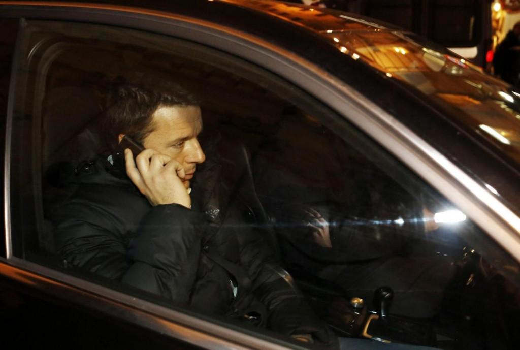 """Il Fatto: """"Matteo Renzi già col pallottoliere. Al Senato rischia grosso"""""""