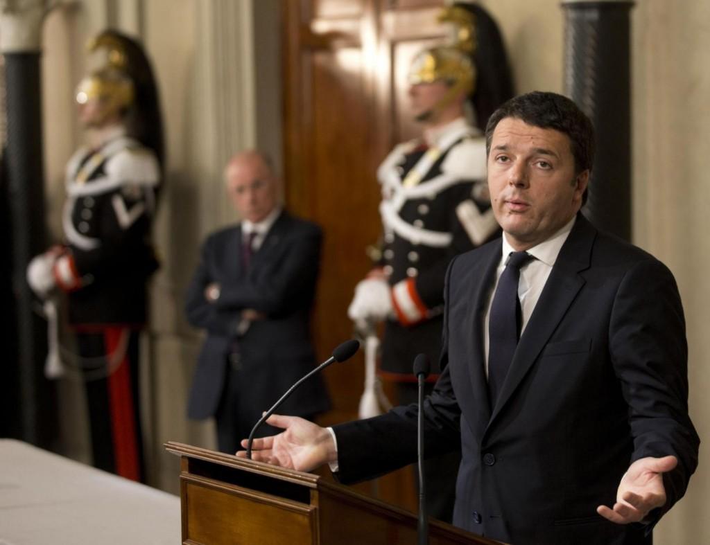 "I No per i ministri, i Ni dei sondaggi. Renzi: buchi nell'acqua della ""palude"""