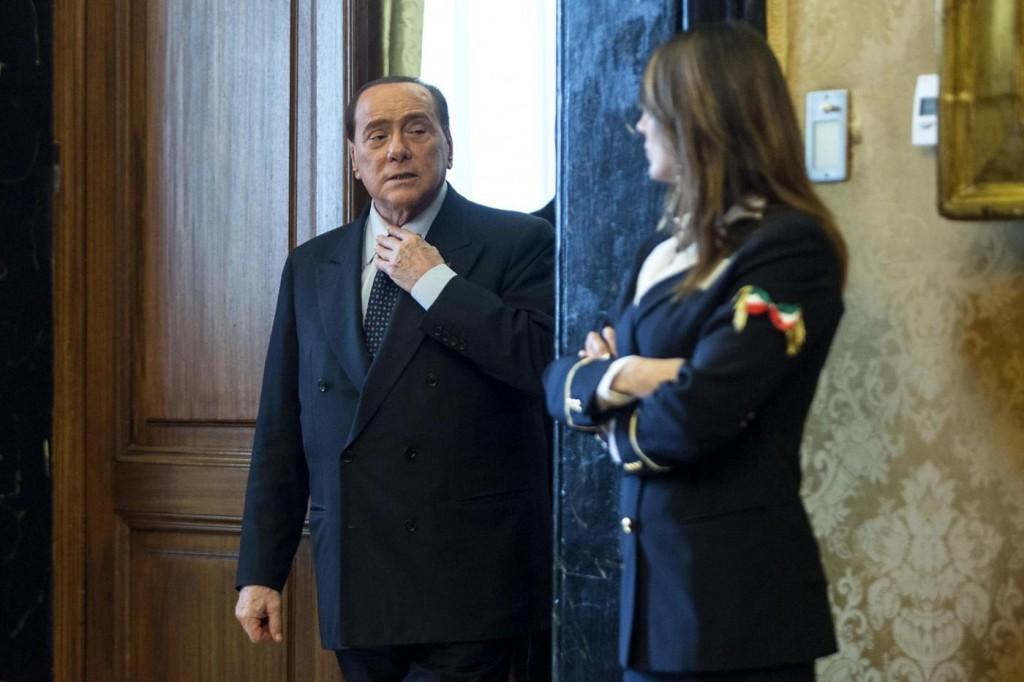 Renzi-Berlusconi, 7 minuti per un patto di ferro